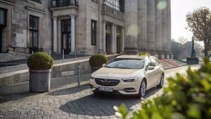 Opel Insignia може да е и такси, стига да реши