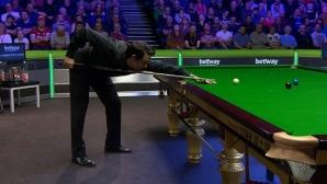 О'Съливан срещу Магуайър е битката на шампионите в 1/2-финала в Йорк