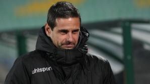Треньорът на Черно море: Сукуна няма да продължи с отбора