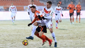 Без победител в БГ дербито в Русия