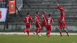 ЦСКА-София пак гледа към челото