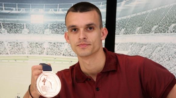 Влади Далаклиев: Мечтая за медал от олимпийски игри