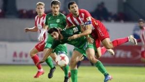 Макриев и Неа Саламина с драматична победа в Кипър