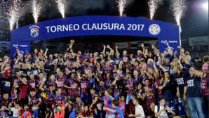 Серо Портеньо спечели титлата в Парагвай