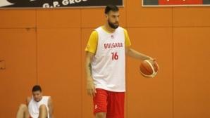 Николай Вангелов изигра добър мач за Наполи