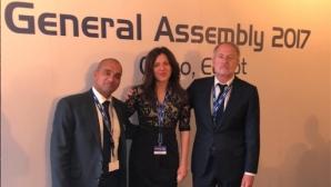 Българка избрана в Изпълнителния борд на ФИФПро