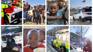 Jaguar Land Rover и Червеният кръст правят Mapathon за Деня на доброволеца