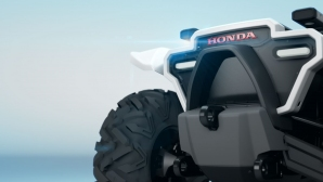 Honda представя концептуален проект 3E Robotics