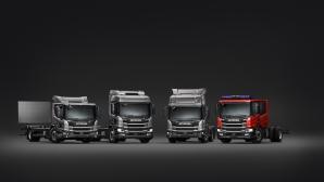 Това са новите градски камиони на Scania
