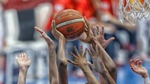 Шампион 2006 победи Левски в женското баскетболно първенство