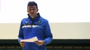Шеф в Левски: Работим по селекцията, напрежението е върху футболистите