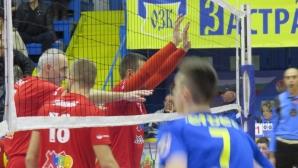 Пламен Шекерджиев: Беше много труден мач (видео)