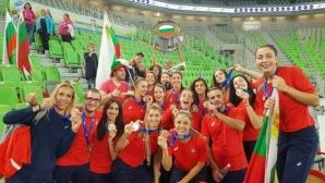 Огромно признание за националния отбор за жени под 23 години