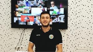 Жулиен Георгиев е № 1 при спортистите на Добрич (видео)