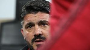 Дженаро Гатузо заяви, че няма никакви проблеми с Донарума