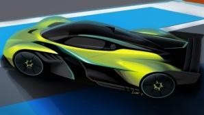 """Хиперколата на Aston Martin може да се озове в """"24-те часа на Льо Ман"""""""