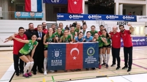 Еми Димитрова и Бурга ББ с разгромна победа в Чалъндж къп