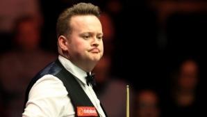 Не всички фаворити оцеляха в 1 кръг на Scottish Open