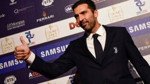 Буфон: Не изключвам да играя на Евро 2020