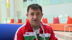 Иван Иванов: Годината беше много трудна за българските щанги