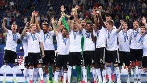 Рекордни бонуси за Бундестима, ако защити световната титла