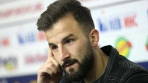 Панайотов: Предстои ни един от най-важните мачове за сезона
