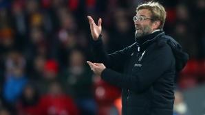 Юрген Клоп: Ливърпул не беше на висота