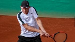 Наш талант в тениса: Мога да победя всеки