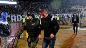 Неуспешен преврат, насилие и поне 20 ранени в Белград (видео)