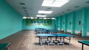Тенисът на маса в Свищов остава без зала догодина