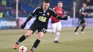 Мицански подновява тренировки през януари