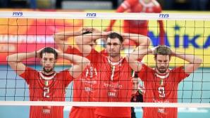 Цецо Соколов с18 точки, Лубе удари иранци