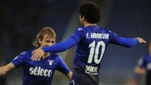 Лацио си уреди среща с Фиорентина на 1/4-финала