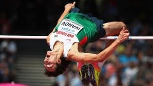 Еврошампионът Тихомир Иванов стана лекоатлет на годината в България