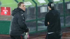 Любо Шейтанов ще тренира Михайлов в Кипър