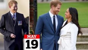 Голям проблем в Англия: Сватбата на Принц Хари и Мегън ще е на гърба на финала за ФА Къп