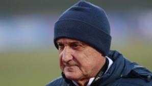 Делио Роси разкри причината за защитната игра и отсече: Няма фаворит за Купата