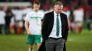 Майкъл О'Нийл иска да води Северна Ирландия на още едно Европейско