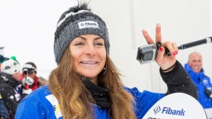 Александра Жекова отпадна в четвъртфиналите в Монтафон