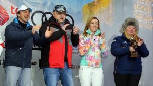 Красен Кралев участва в откриването на сезона в Банско (видео)