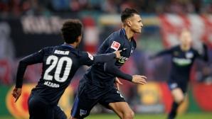 Завесата в Бундеслигата се спусна с поредна футболна драма