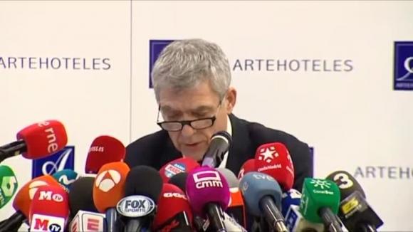 Бившият шеф на испанския футбол говори за евентуалното отстраняване на Испания от Мондиал 2018