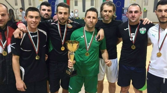 Иван Цветков спечели благотворителен коледен турнир в Благоевград