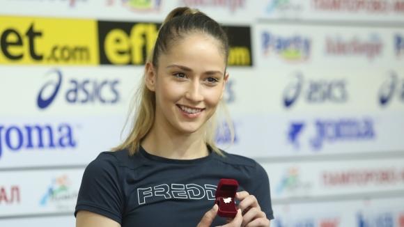 Невяна Владинова: Възхищавам се на Илиана Раева, но Мария Петрова ми е любимата гимнастичка