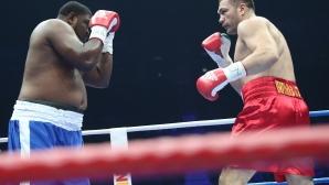 Съперник на Кобрата в класация за дебелаците в бокса