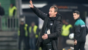 Стамен Белчев: Ние и Лудогорец сме най-добри, но не отписвам Левски