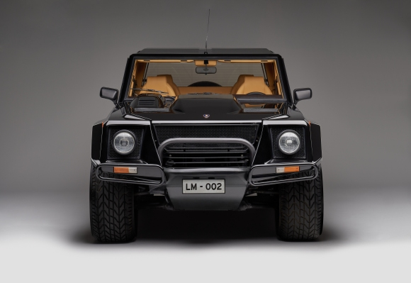 Lamborghini LM002: Urus, аз съм баща ти