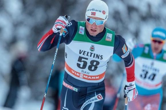 Иверсен спечели масовия старт в Оберстдорф