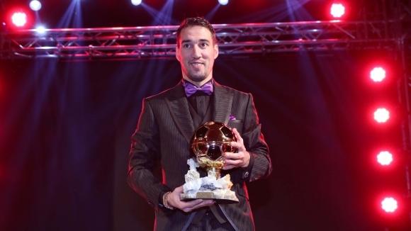 Ивелин Попов вече е сред легендите на родния футбол