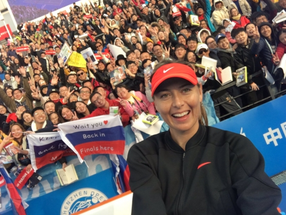 Победен старт на сезона за Мария Шарапова
